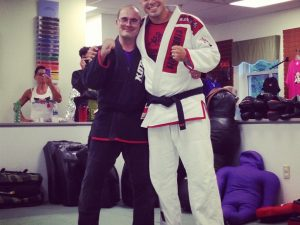 Dennis Hill from Aiki Academy is our newest Black Belt!