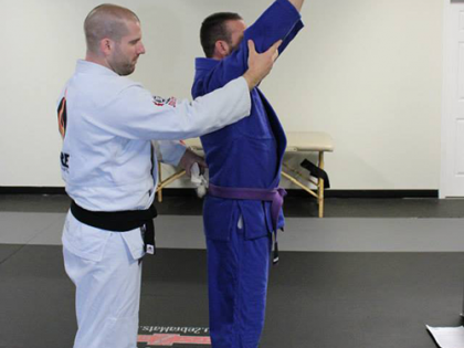 Bio Mechanics Applied to BJJ