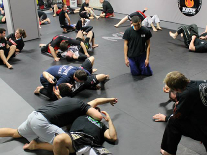 BJJ Camps & Workshops