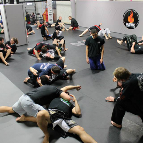 Kore BJJ Camps & Workshops
